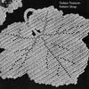 Vintage Leaf Mat Crochet Pattern
