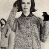 Knitting Pattern Scandia Coat