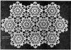 Hexagon Medallion Crochet Pattern from Elizabeth Hiddleson.