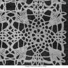 Square Crochet Medallion Pattern, Hook & Join