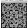 Vintage Hook & Join Crochet Square Pattern