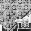 Crochet Tablecloth Pattern, Alice Brooks 5667