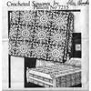 Mail Order Design 7215, Crochet Flower Medallion Pattern