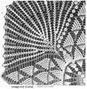 Square Pineapple Cloth Illustration, Laura Wheeler 754