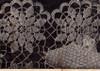 Vintage Flower Medallion Crochet Tablecloth Pattern