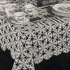 Crochet Martha Washington Crochet Tablecloth pattern