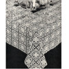 Vintage Lady Bountiful Crochet Tablecloth pattern