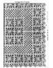 Crochet spiderweb placemat pattern, Laura Wheeler 802