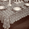 Crochet Admore Square Pattern for Tablecloth