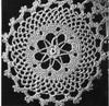 Crochet Round Medallion Pattern