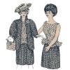 Vintage Crochet Barbie Doll Wardrobe Pattern