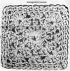 Crochet Square for Granny Jacket No 5060