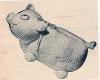 Free Vintage Piggy Bank Crochet Pattern