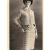 Crochet Misses Suit Pattern