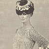 Knitted Paillette Headpiece Pattern