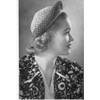 Crochet Turban Hat Crochet Pattern