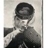 Veil Trimmed Crochet Hat Pattern