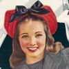 Vintage Bow Brimmed Crochet Hat Pattern