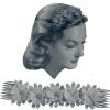 Crochet Flower Headband Pattern