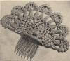Crochet Comb Pattern