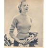 Raglan Knit Pullover pattern
