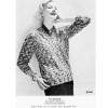 Ungers Vintage Knit Slipon Pattern
