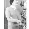 Knitting Patterns, Bernat Moshire Sweater Pattern