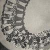 Vintage Crochet Trumpet Flower Necklace Pattern