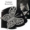 Butterfly Broach Pin Crochet Pattern
