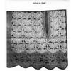 Shell Cape Crochet Pattern Illustration