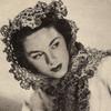 Lace Crochet Fascinator Scarf Pattern, Vintage 1940s