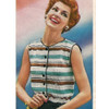 Crochet Stripe Sleeveless Top Pattern