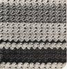 Striped Crochet pattern stitch for blouse