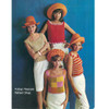 Vintage Sleeveless Tops for Knit and Crochet Pattern