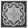 Shell Crochet Medallion Pattern
