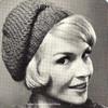 Knitting Pattern, Easy Beret Hat