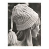 Knitted Cable Stocking Cap Pattern from Vintage Knit Crochet