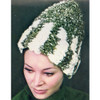 Two Tone Crochet Conical Hat Pattern