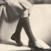 Vintage Knitted Knee Length Socks Pattern