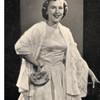Vintage Flower Stole Knitting Pattern
