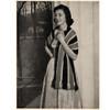 Knitting Pattern Vintage Striped Stole