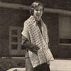 Beginners Pocket Stole Knitting Pattern