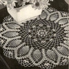 Large Pineapple Doily, Cornfield Crochet Pattern