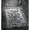 Reversible Rose Rug Crochet Pattern