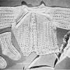 Beginners Crochet Baby Jacket Pattern, Vintage 1945