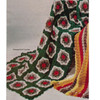 Nasturtium Crochet Afghan Pattern
