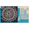 Wagon Wheel Crochet Medallion Pattern