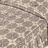 Crocheted Daylily Medallion Pattern for Bedspread, Tablecloth