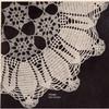 Workbasket Crochet Medallion Doily Pattern