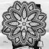 Wheat Doily Crochet Pattern, Alice Brooks 7044